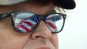Some folks inherit star spangled eyes. Not Moore