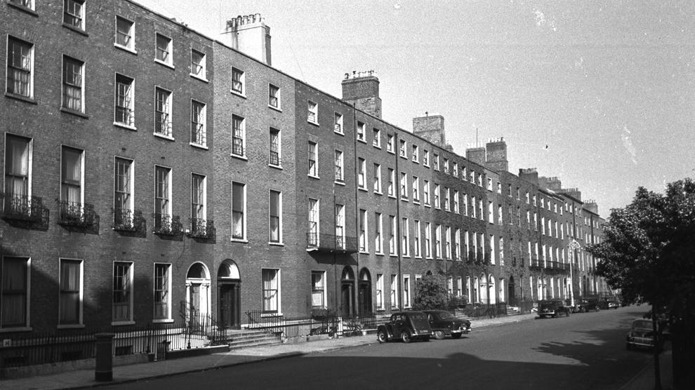 Cearnóg Mhic Liam 1953 Cóipcheart RTÉ Archives