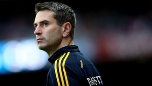 Rory Gallagher replaced Jim McGuinness as manager at the end of 2014