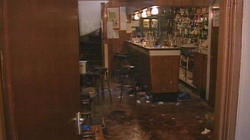 Six Catholic men were killed and five others were injured in the pub attack at Loughinisland in 1994