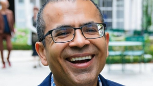 Akhil Sharma has won the International Dublin Literary Award 2016 (photo credit Jack Llewellyn Karski)