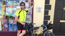 Ireland by Bike in eight days...Cian McCormack