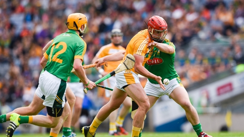 Antrim and Meath can now concentrate minds on the replay