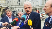 Finian McGrath said the money was secured from the health budget