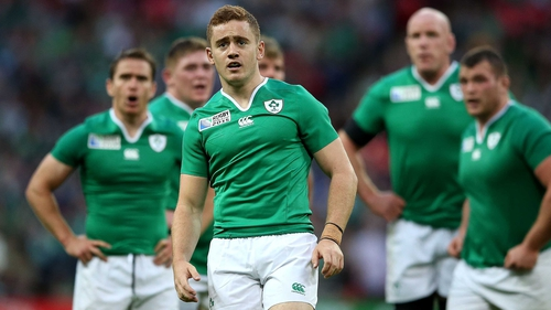 Paddy Jackson: 'There'll definitely be nerves and they've been building slowly all week. It's nerves and excitement.'