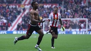 Jermain Defoe fired Sunderland to safety