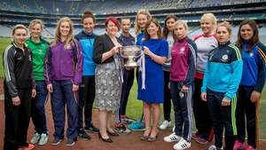 The Liberty Insurance All-Ireland Camogie Championships today