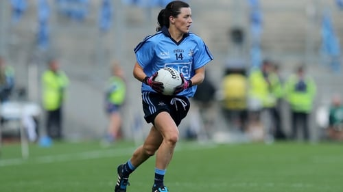 a2fdbe82e342 Lidl NFL Division 1: Wins for Dublin, Cork and Donegal. Updated / Sunday,  10 Feb 2019 17:44. Lyndsey Davey bagged 2-03 for the Dubs