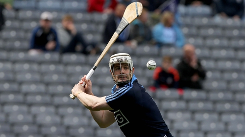 Alan Nolan hasn't featured for Dublin this year after leaving the panel in late 2015