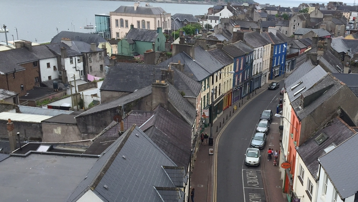 Ireland by Bike - final day: Youghal Co Cork