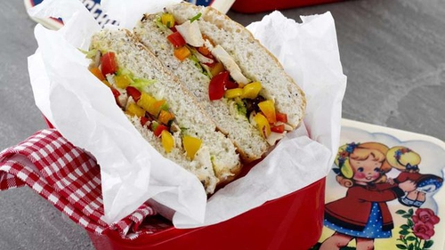 Healthy, simple to cook and easy to take for a picnic.