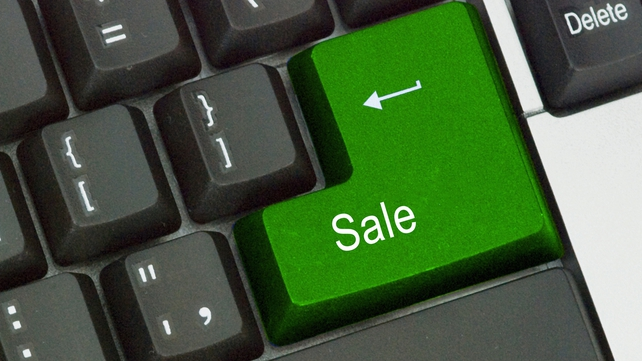 On eBay, you can sell anything with a few clicks of the mouse