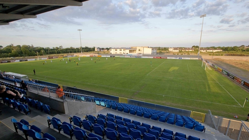 City Calling Stadium played host to Longford Town v Athlone Town