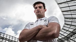 Tom Daly will captain Ireland in Malmo