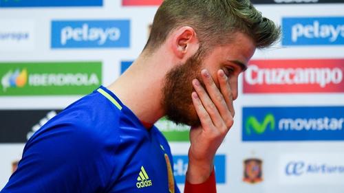 De Gea has described the allegations as 'lies'