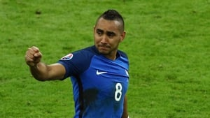 Dimitri Payet will sit out the World Cup