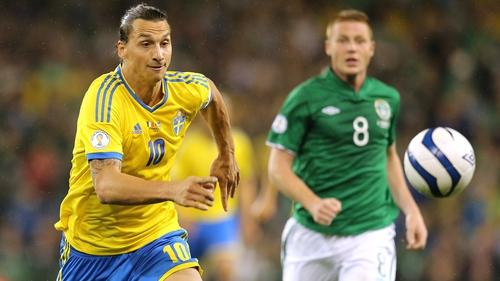 Hamann believes Ireland can nullify the threat of Swedish star Ibrahimovic