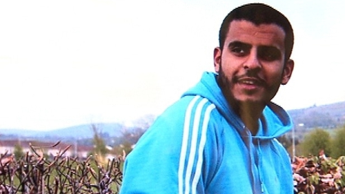 Irishman Ibrahim Halawa who was released from prison in Egypt yesterday almost four years after he was arrested
