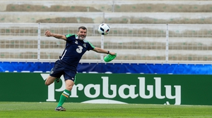 Keane is delighted with Ireland's preparations for Sweden opener