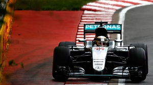 Lewis Hamilton is 24 points off top spot in the drivers' championship
