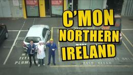 Apres Match: C'mon Northern Ireland!