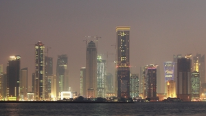 The 22-year-old woman is being held in Qatar on suspicion of adultery