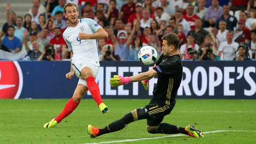 England will be looking to Harry Kane to provide their goals