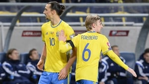 Zlatan Ibrahimovic and Emil Forsberg have formed a formidable partnership