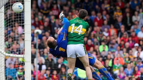 Kerry's opening goal