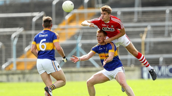 Action from the 2016 Munster semi-final when Tipperary defeated Cork