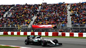 Lewis Hamilton secured another victory in Canada