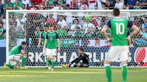 But Michael O'Neill's side were caught out when Arkadiusz Milik struck in the second half