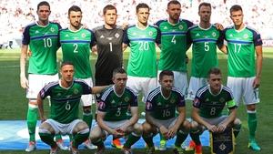 Northern Ireland were unbeaten in 12 games entering the tournament