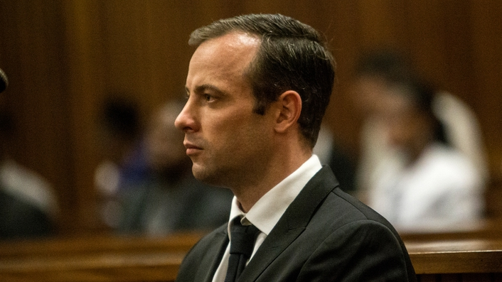 Pistorius to be sentenced today