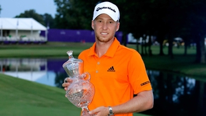 Daniel Berger: 'To kind of get it done today means a lot'