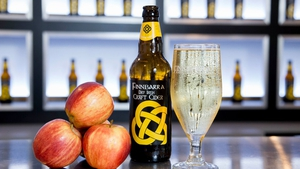 Finnbarra cider will be distributed by Carlsberg's House of Beer subsidiary into the French market