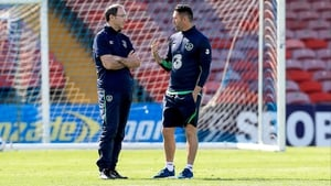 Martin O'Neill would have liked more time to work with Robbie Keane