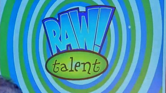 Raw Talent Comedy Website (2001)