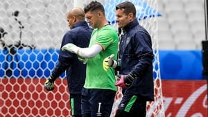 Darren Randolph, Keiren Westwood and Shay Given are all hoping to play
