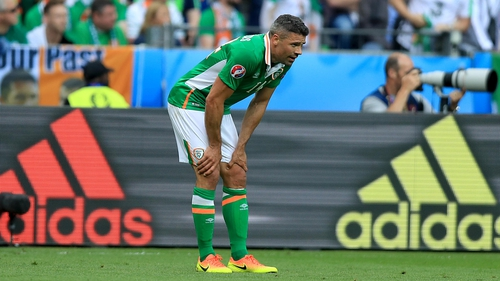 Jonathan Walters has scored 12 goals in 46 caps for the Republic of Ireland