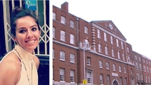 Malak Kuzbary Thawley was seven weeks pregnant when she died during emergency surgery at Holles Street