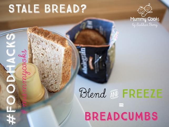 Frozen Breadcrumbs