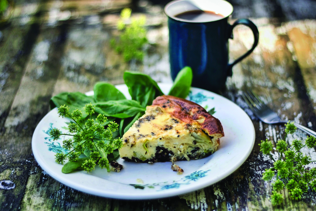 Wild Atlantic Way Frittata
