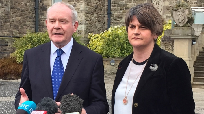 Brexit to be discussed by Kenny, Foster, McGuinness