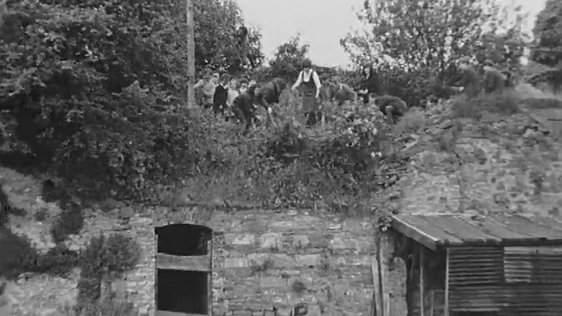 Preserving Limerick City Walls (1966)
