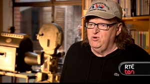 Michael Moore is in Ireland to promote his new film Where to Invade Next
