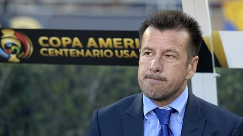 Dunga spent just under two years as Brazil coach after Luiz Felipe Scolari's departure.