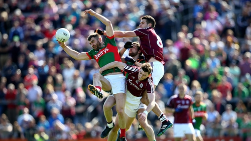Mayo have had the upper hand over Galway in their recent Connacht meetings