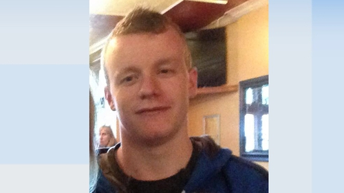 Lee McLaughlin is understood to have contacted his sister after an appeal on social media