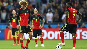 Belgium were a major disappointment against Italy in their Euro 2016 opener